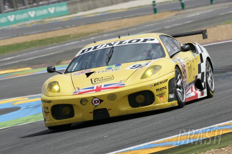 Bell, Sugden, Mullen - Ferrari F430 GT