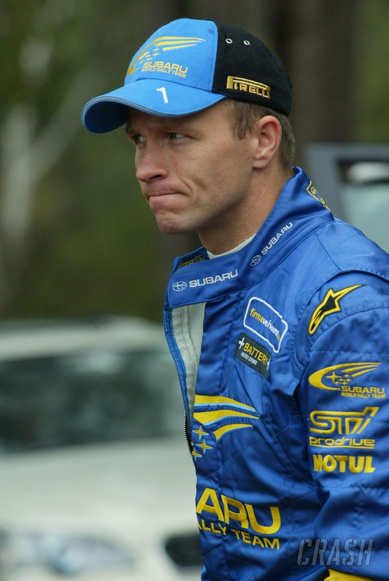 Petter Solberg - Subaru [Australia]