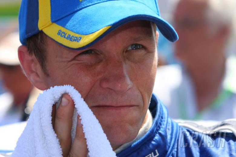 , , Petter Solberg (NOR), Subaru Impreza WRC 2008, Subaru World Rally Team