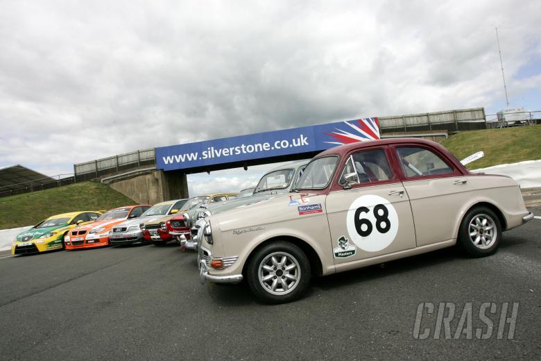 Silverstone BTCC launch
