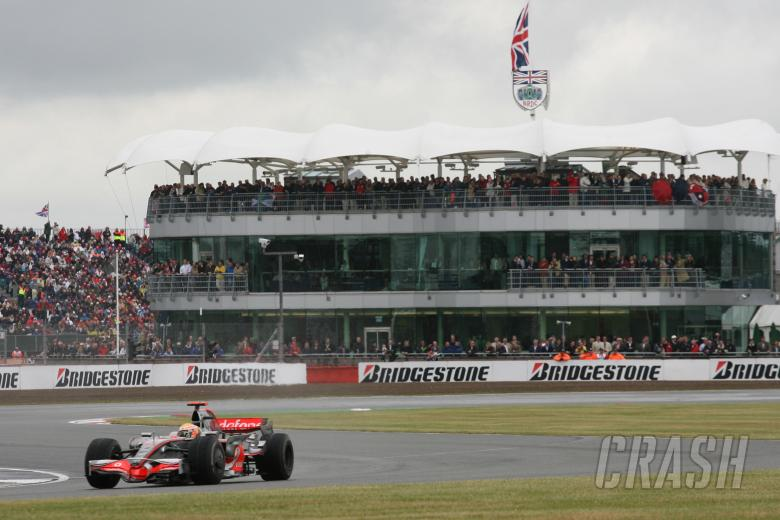 Lewis Hamilton (GBR) McLaren Mercedes