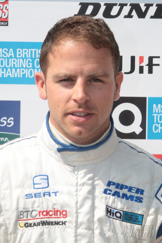 Gareth Howell (GBR) BTC Racing SEAT