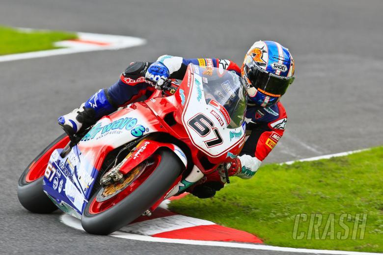 , , 67. Shane Byrne Airwaves Ducati, Ducati 1098R F08