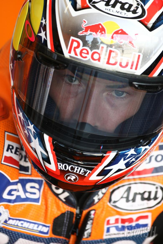Hayden, San Marino MotoGP 2008