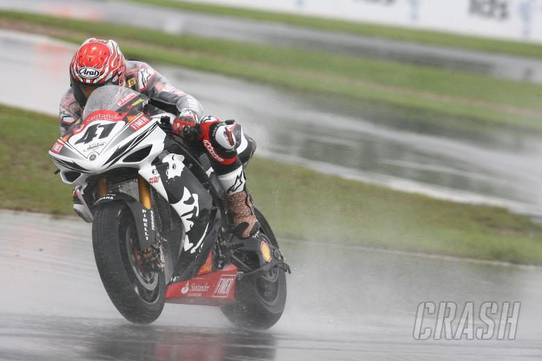Haga, European WSBK Race 2 2008