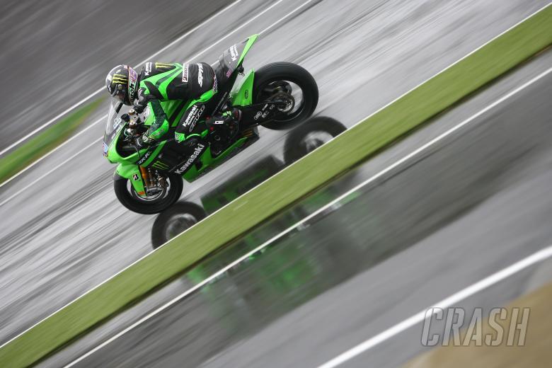 West, Indianapolis MotoGP 2008