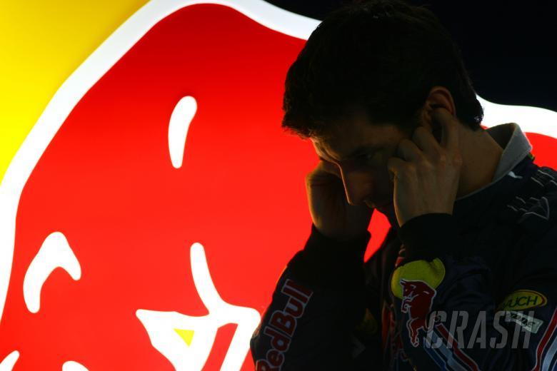 Mark Webber (AUS) Red Bull RB4, Italian F1 Grand Prix, Monza, 12th-14th, September, 2008