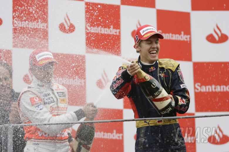 Sebastian Vettel (GER) Toro Rosso STR03, Italian F1 Grand Prix, Monza, 12th-14th, September, 2008