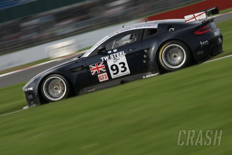 Van Der Merwe/Sugden/Outzen James Watt Automotive Aston Martin GT2