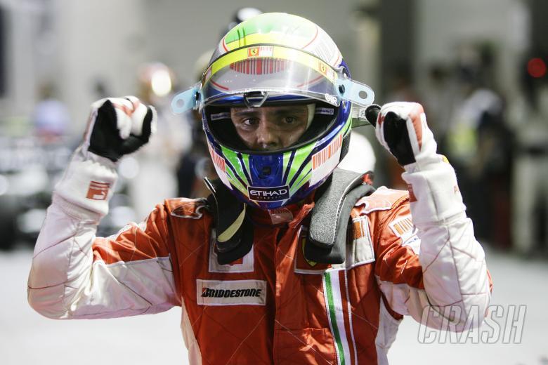 Felipe Massa (BRA) Ferrari F2008, Singapore F1 Grand Prix, 26th-28th, September 2008