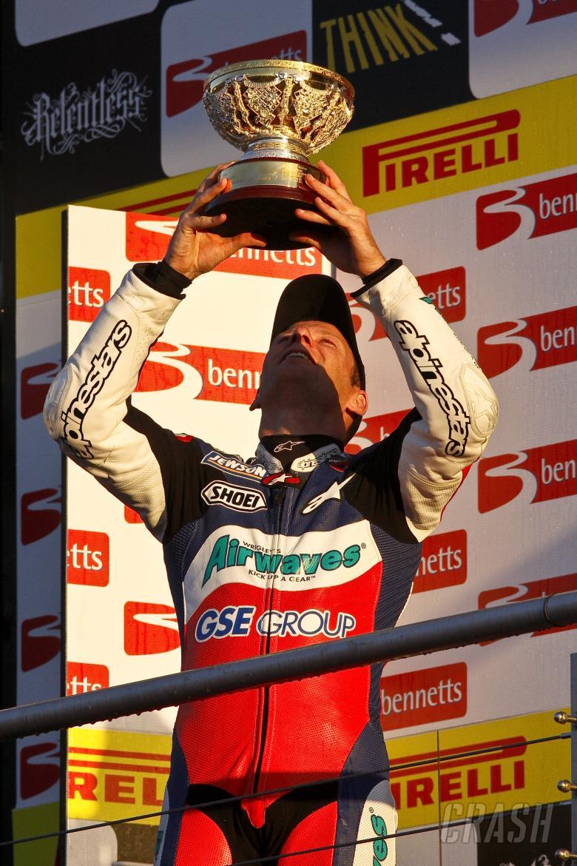 Byrne, BSB Brands Hatch. Race 2. The Final.