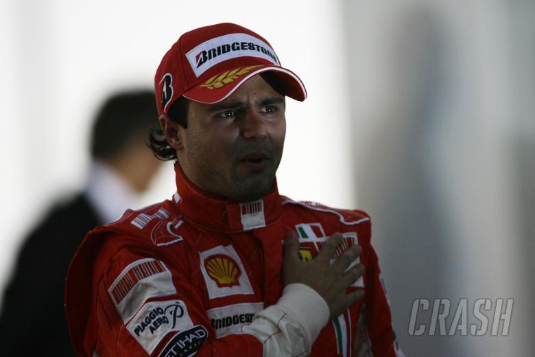 Felipe Massa (BRA) Ferrari F2008, Brazilian F1 Grand Prix, Interlagos, 30th October 2008-2nd, Novemb
