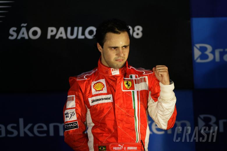 ,  - Felipe Massa (BRA) Ferrari F2008, Brazilian F1 Grand Prix, Interlagos, 30th October 2008-2nd, Novemb