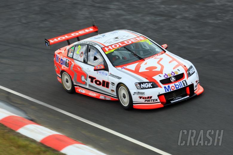 Mark Skaife, (aust) Toll HRT Commodore   Falken Tasmania Challenge Rd 13 V8 Supercars Symmons P