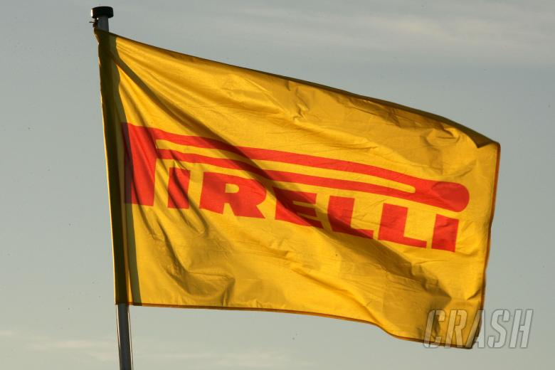 Pirelli flag