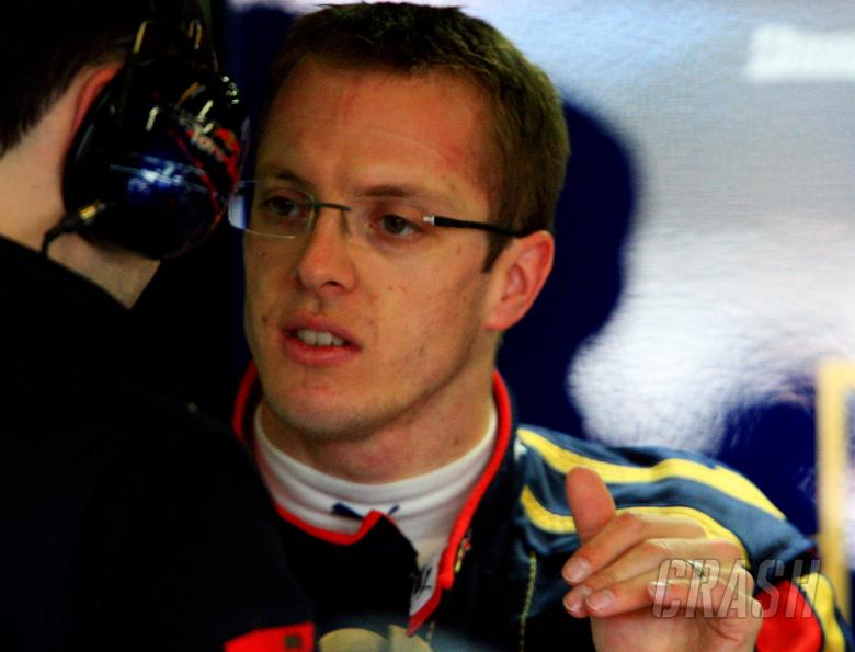 Sebastien Bourdais (FRA) Toro Rosso STR4 Ferrari 056ING Australian Formula 1 Grand PrixRd 1 Wo