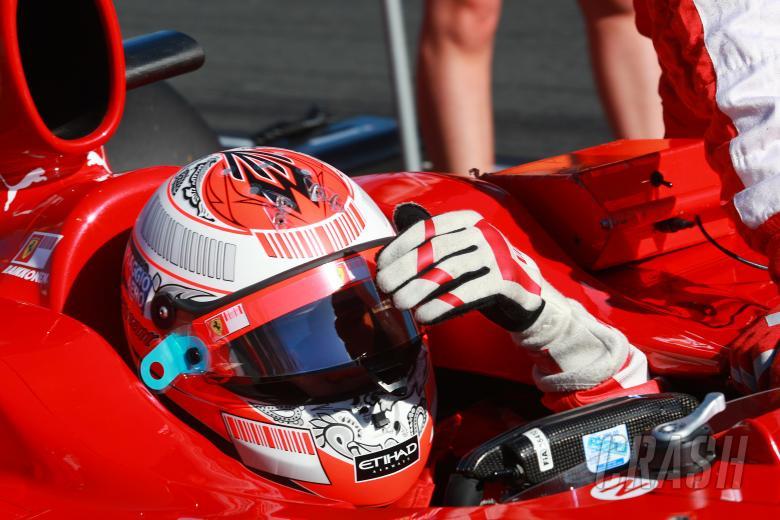 Kimi Raikkonen (Fin) Ferrari F60 ING Australian Formula 1 Grand PrixRd 1 World F1 Championsh