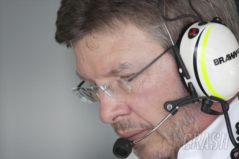 Rubens Barrichello (BRA) Brawn BGP001, Bahrain F1 Grand Prix, Sakhir, Bahrain, 24-26th, April, 2009