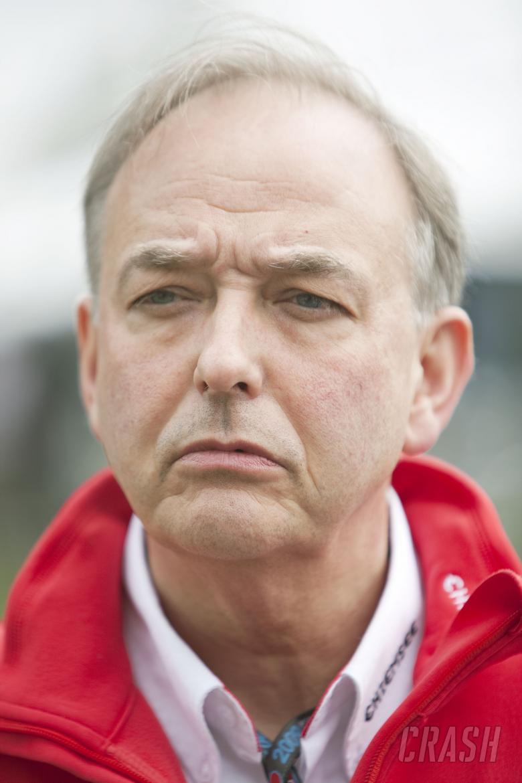 John Howett (GBR), President Of Toyota Motorsport, Bahrain F1 Grand Prix, Sakhir, Australian F1 Gran