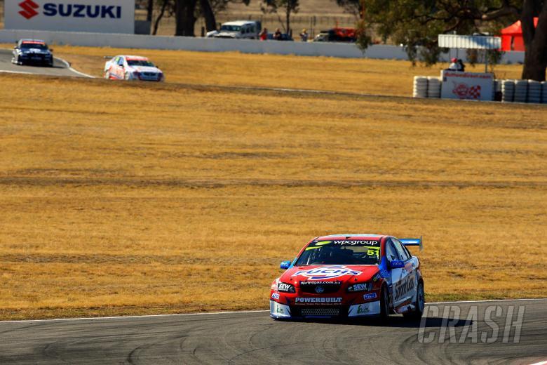 Mark Skaife (Aust) Sprint Gas Tasman Motorsport  CommodoreRaces 5 & 6 V8 SupercarsWinton Mot