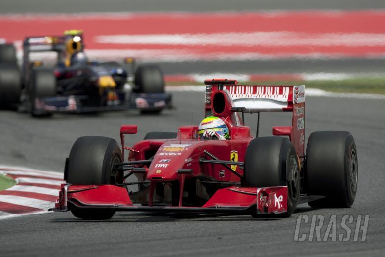 Felipe Massa (BRA) Ferrari F60, Spanish F1 Grand Prix, Catalunya, 8th-10th, May, 2009