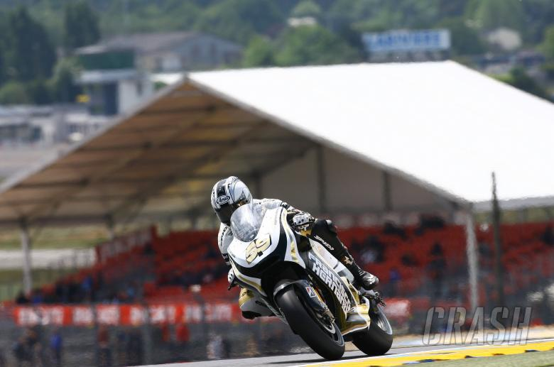 Gibernau, French MotoGP 2009