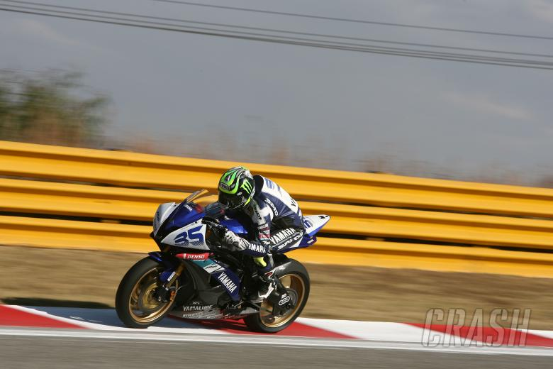 , , Crutchlow, South African WSS 2009