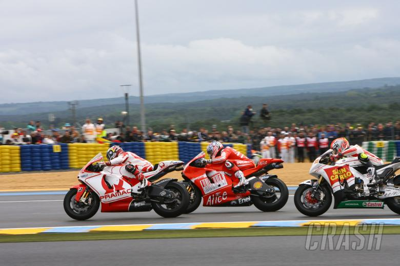 Kallio, French MotoGP 2009