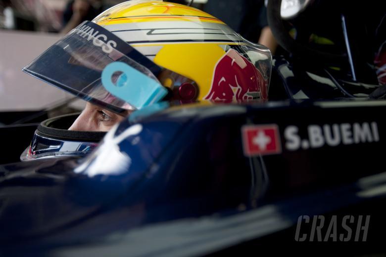 Sebastien Buemi (SUI) Toro Rosso STR4, Monaco F1 Grand Prix, 21st-24th, May 2009