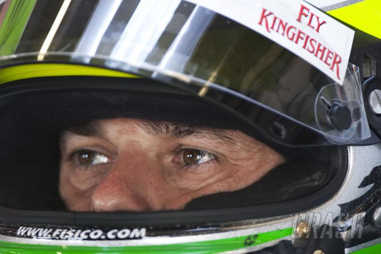 Giancarlo Fisichella (ITA) Force India VJM02, Monaco F1 Grand Prix, 21st-24th, May 2009