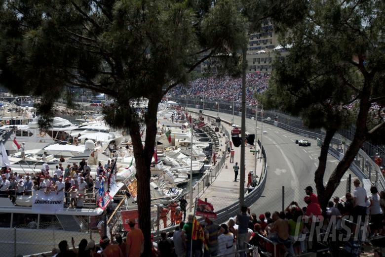 Jenson Button (GBR) Brawn BGP001, Monaco F1 Grand Prix, 21st-24th, May 2009