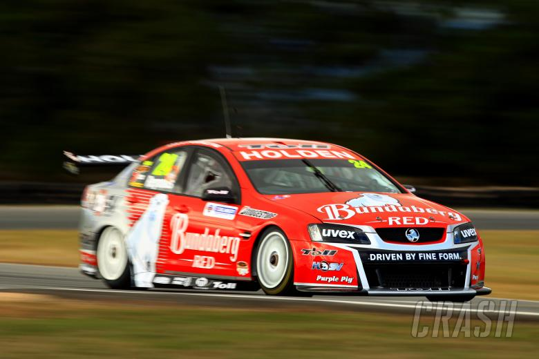 David Reynolds, (aust), Bundaberg Red rum HSV Commodore   Races 7 & 8 V8 Supercars Falken Tasman