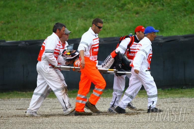 Pedrosa, Italian MotoGP 2009