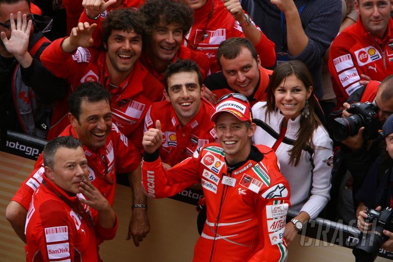Stoner, Italian MotoGP Race 2009