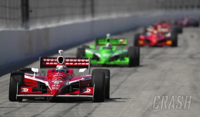 , , Indy Racing League. 30-31 May 2009. Milwaukee Mile. West Allis, Wisconsin USA.Race winner, Scott Di