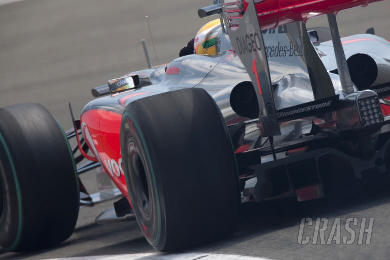 ,  - Lewis Hamilton (GBR) McLaren MP4-24, Turkish F1, Istanbul Park, 5th-7th June, 2009