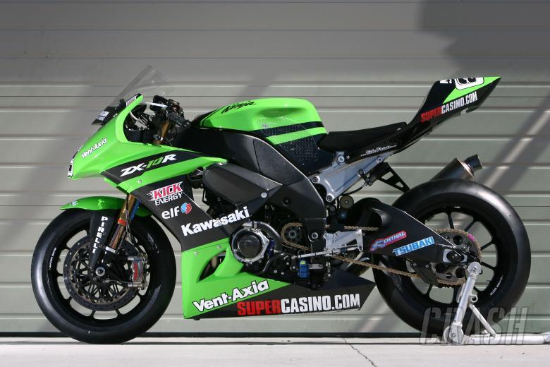 Parkes, Kawasaki ZX10R, USA WSBK 2009