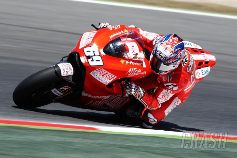 Hayden, Catalunya MotoGP 2009