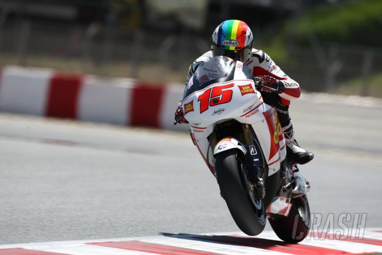 De Angelis, Catalunya MotoGP 2009