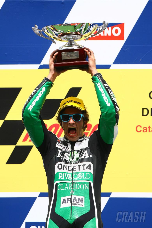, , Iannone, Catalunya 125GP 2009