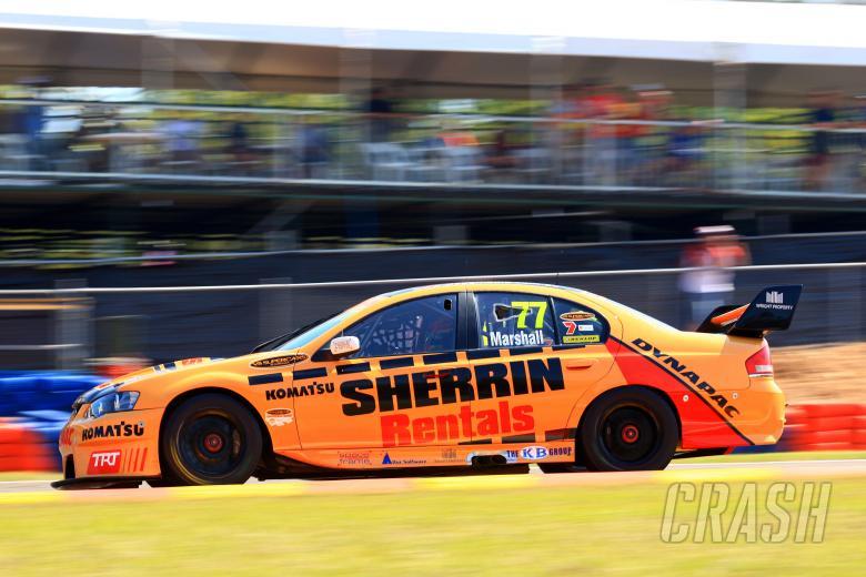 Marcus Marshall, (aust)  Inta Racing Ford   Races 9 & 10 V8 Supercars Skycity Triple Crown Hidd