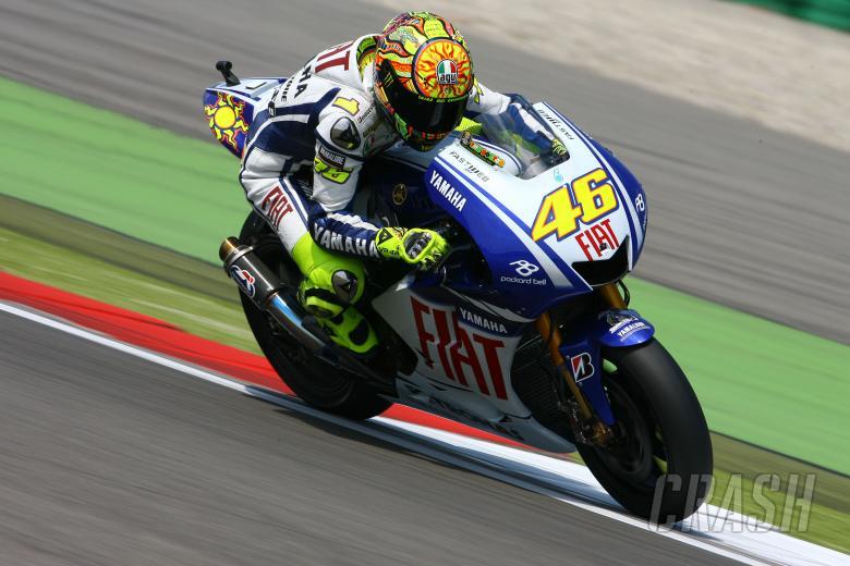 Rossi, Dutch MotoGP 2009