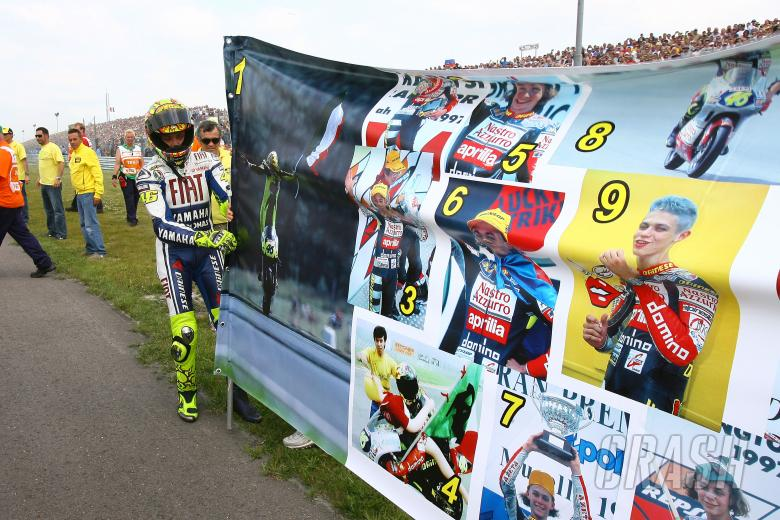Rossi, Dutch MotoGP Race 2009