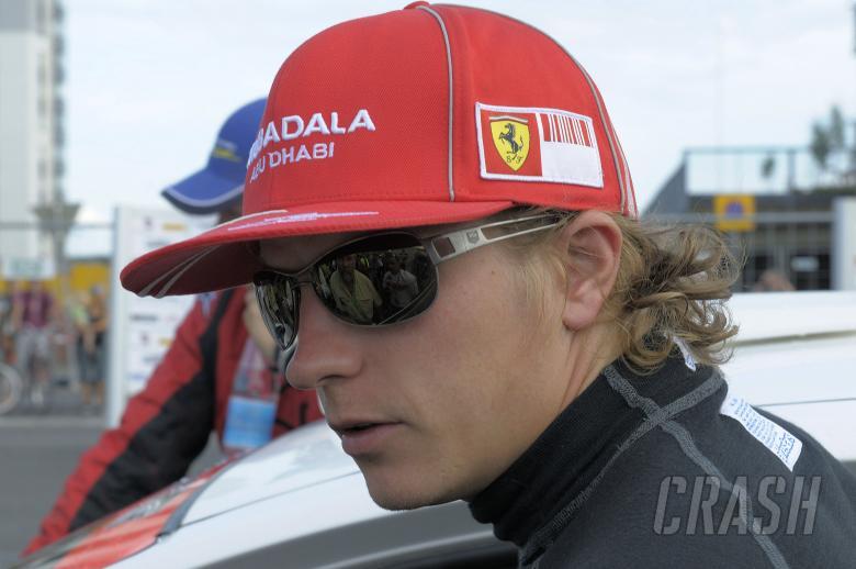 Kimi Raikkonen (FIN), Fiat Grande Punto S2000