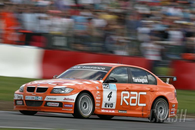 , , Colin Turkington (GBR) - Team RAC BMW 320si E90