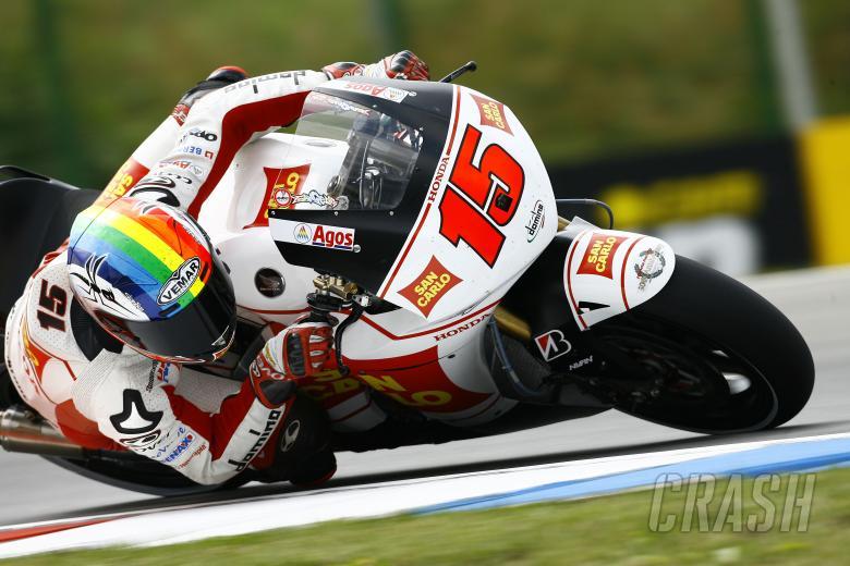 De Angelis, Czech MotoGP 2009
