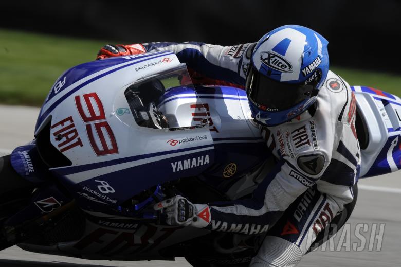 Lorenzo, Indianapolis MotoGP 2009