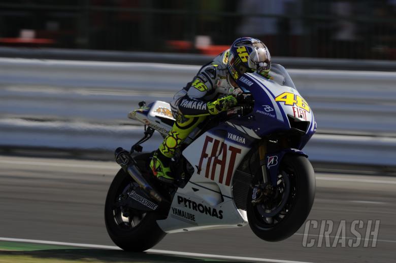Rossi, San Marino MotoGP 2009