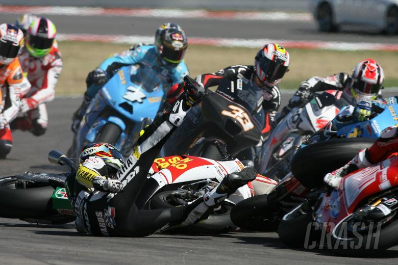 Edwards, MotoGP Race San Marino 2009