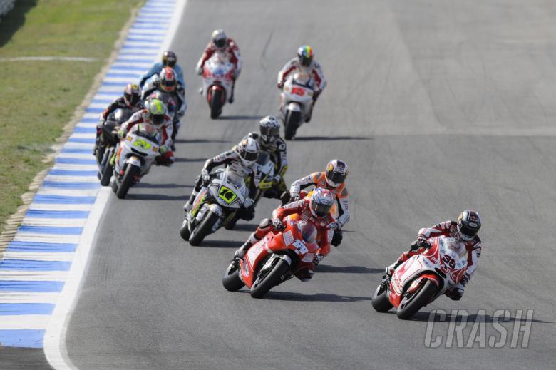 Kallio, Portuguese MotoGP Race 2009